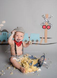 Top 10 Cake Smash images of 2014   Virginia Beach Norfolk Baby Photographer   Kimberlin_Gray_PhotographyCustom Newborn Photographer in Virginia Beach