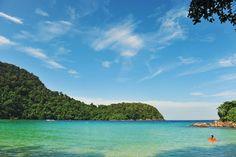 Tenggol Island, Terengganu
