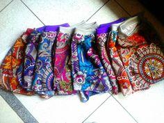 Shorts Boho Chic  desde 88cm de ccadera a 108cm. Podes consultar o comprar por Facebook MICCA HELLERS o por mercado libre. Alli es precio es del short de niños-