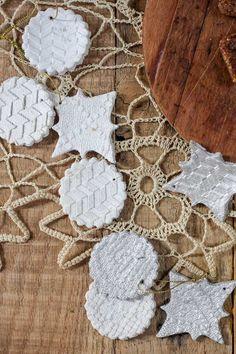 How To Make Gluten Free Salt Dough Ornaments {Beard and Bonnet}