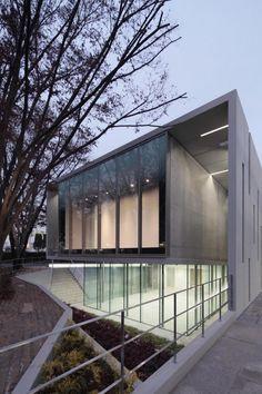 Museu de Arte Mizuta / Studio SUMO