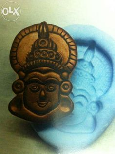 terracotta jewellery making molds - Google Search