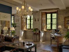 Habitaciones - Hotel Spa Relais & Chateaux A Quinta da Auga Web Oficial -Hotel Spa de Lujo en Santiago de Compostela