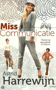 bol.com | Miss communicatie, Astrid Harrewijn | Boeken
