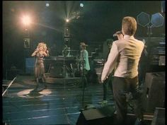 Tina Turner & David Bowie - Tonight (Live) - YouTube