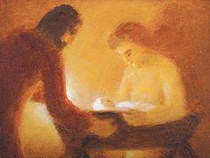 Ladislav Záborský - Narodenie Svetla v Betleheme