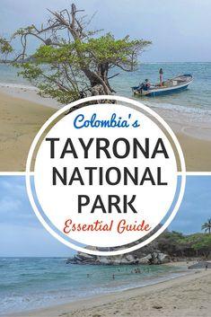 Tayrona National Park I Colombia I Trips from Santa Marta