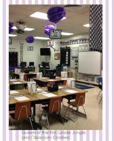 Classroom Crashers:: First Grade