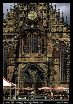Liebfrauenkirche in Nürnberg