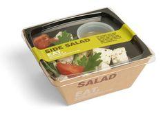 Salad package.