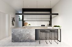 New Street Townhouses 6 Luxury Dwellings | NTF Architecture | Architecture & Interior Design | Melbourne | Nixon Tulloch Fortey