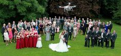 Find out all you need to know about wedding drones, with all the up to date information on our blog.