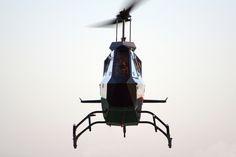 Helicopter Cicare CH-14 | por Sentidos design - Indalecio Sabbioni