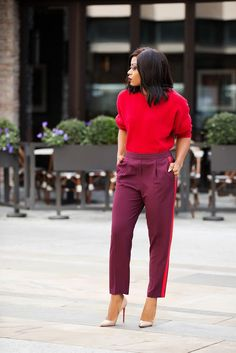 37 Non-Boring Casual Work Outfits for Black Women - Fashion Enzyme Casual Work Outfits, Office Outfits, Work Attire, Work Casual, Office Wear, Outfit Work, Casual Office, Office Uniform, Office Attire