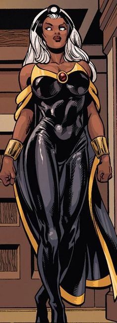 Ororo (Tempestade), X-Men.