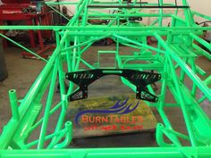 Monster truck chassis #monstertruck #racing #chassis #car #truck #tube #fab #fabrication #weld