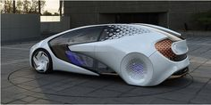 Toyota's New Concept Car Is Designed With 'Kinetic Warmth' in Mind
