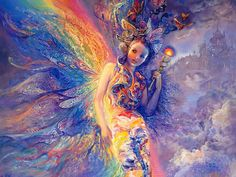 Image detail for -Josephine Wall Surrealism painting - Art gallery
