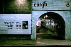 Cargo  Shoreditch