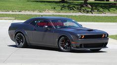 Mystery Dodge Challenger SRT Photo Gallery - Autoblog