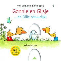 Gonnie en Gijsje...en Ollie natuurlijk! - Olivier Dunrea. Wordt verwacht......