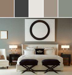 Jacques Garcia Bedroom Designed By Baker Furniture via Stylyze