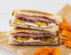 #JonesFamilyRules 	Grilled Hawaiian Ham Sandwiches