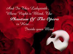 The Phantom Of The Opera by Phantom-Spider.deviantart.com on @deviantART