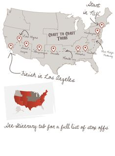 Trans America | The American Road Trip Company. This could be uber cool to do someday.