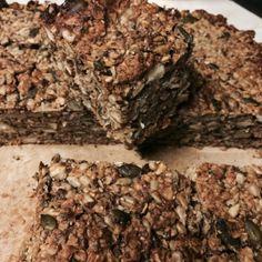 Breakfast Peanut Butter & Honey Granola Bars  Peanut butter. Gluten free. Dairy free. Healthy granola bars