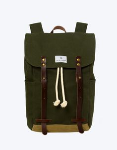 No. 2 - Backpack, Green – Ada Blackjack
