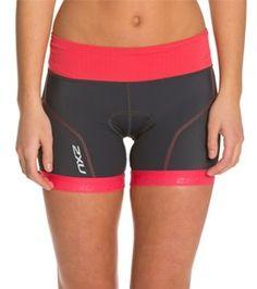 2XU Women's Perform Low Rise Tri Shorts