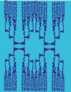 Contraste Cualitativo y simetría especular, de crecimiento y de traslación.