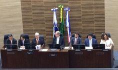 Referindo-se a corrupção, procurador-geral de Justiça afirma que 'quando o Rio dobra o joelho, o Brasil dobra'. Ele lembrou que recursos recuperados pagaram 13º de aposentados.