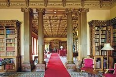 woburn abbey interior | Below: The Music Room.
