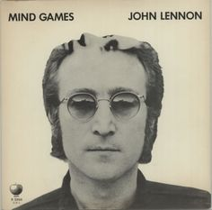 "For Sale - John Lennon Mind Games - Demo - P/S UK Promo  7"" vinyl single (7 inch record) - See this and 250,000 other rare & vintage vinyl records, singles, LPs & CDs at http://eil.com"
