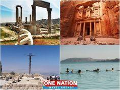 Best Jordan Tour Package 5 Days / 4 Nights Best Tourist Destinations, Tourist Spots, Jordan Tours, First Nations, Day Tours, 4 Star Hotels, Jordans, Amman, Dead Sea