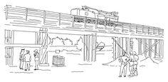 Faépítés | Digitális Tankönyvtár Utility Pole, Diagram, Karlsruhe
