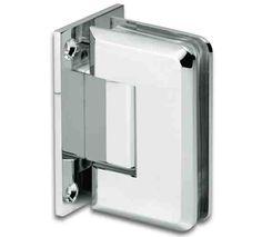 Opinion Frameless Shower Door Handles - The Best Image Search Frameless Shower Doors, Glass Shower Doors, Glass Door, Shower Door Handles, Stainless Steel Hinges, Bathroom Inspo, Bathroom Ideas, Custom Glass, Types Of Doors