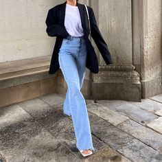 Classy Outfits, Pretty Outfits, Casual Outfits, Cute Outfits, Look Fashion, Girl Fashion, Fashion Outfits, Womens Fashion, Minimalist Fashion Women