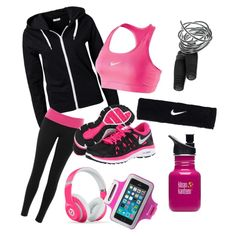 """Sporty Girls"" by heavenwilliams on Polyvore"