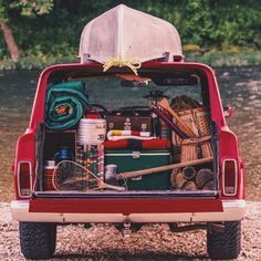 Let's go camping...with the perfect ride!