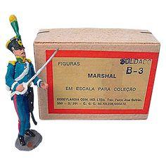 Soldados de juguete fabricados en América del Sur y México: Hobbylândia