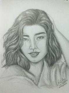 Liza Soberano Pencil Sketch Liza Soberano, Celebrity Drawings, Pencil, Sketches, Portraits, Celebrities, Face, Artwork, Drawings