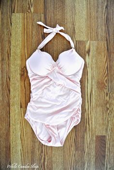 Modest Swimsuitss Under $50 by Kara Muehlmann Friends, I have done you a favor and found a nice selection of cute and modest swimsuits for under $50. I have broken them down by style. Have fun checking them out! Florals Paisley bathing suit / Dorothy Perkins navy one piece swimsuit / H M ruffle swim suit One piece halter …