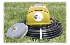 Outdoor Water Solutions Small Pond Electric Aerator