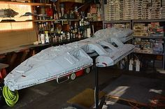 Original Battlestar Galactica Model - Battlestar Galactica (1978-79)