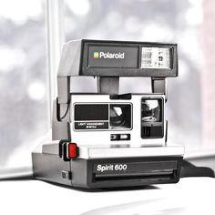 Polaroid Spirit 600 camera  Vintage camera  by VintageCameraClub, $39.00