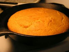 All kids in our family were weaned on hot buttered cornbread crumbled into buttermilk and eaten with a big spoon.  Yum!