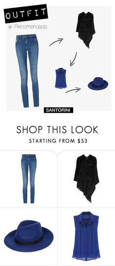 """Botin HIEDRA"" by visual-i on Polyvore featuring moda, Calvin Klein y Maje"